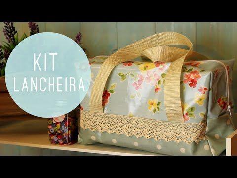 """Os kits """"Costurar Com Carinho"""" têm o propósito de incentivar e desenvolver o gosto de criar algo com as próprias mãos, além de dar a oportunidade a quem os f..."""