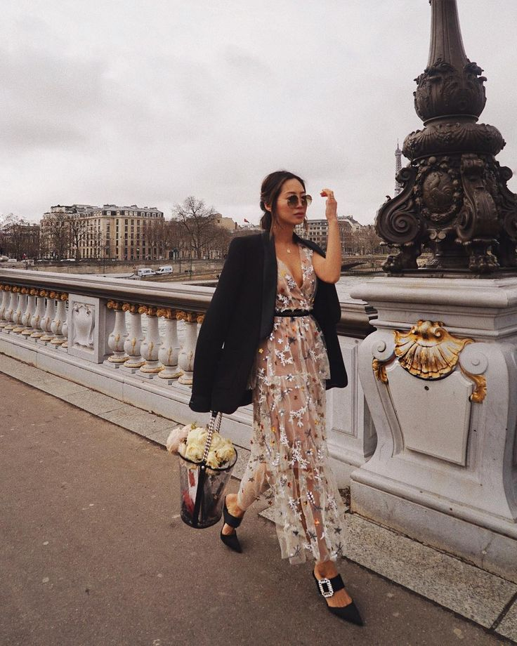 Last Day of Paris Fashion Week: Chanel & Louis Vuitton