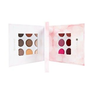 Shaaanxo 18 Color Eyeshadow and Lipstick Palette   BH Cosmetics