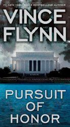 Pursuit of Honor, by Vince Flynn - Mystery Suspense Reviews