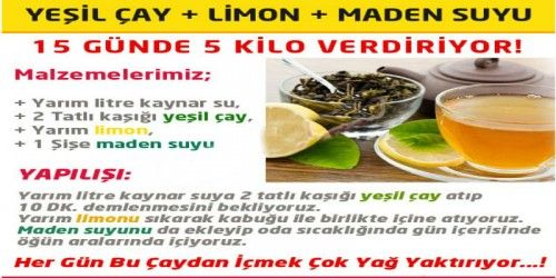 yesil_cay_maden_suyu_limon_zayiflama_cayi