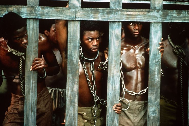 LeVar Burton as Kunta Kinte in the ABC miniseries Roots (1977). (Photo: ABC/Photofest)