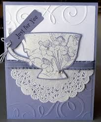 Image result for tea shoppe stampin up
