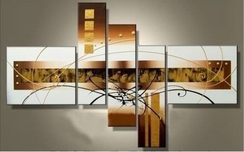 modern abstract paintings triptychs from 280 soles