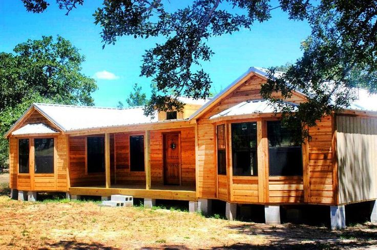 rent tx log for cabins in to texas leakey