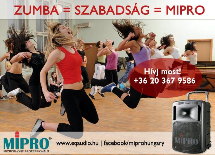 MIPRO Hungary Fitness Advert 2013.