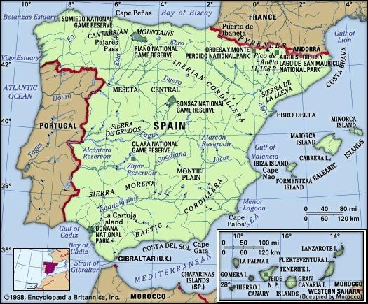 Spain -- Britannica Online Encyclopedia