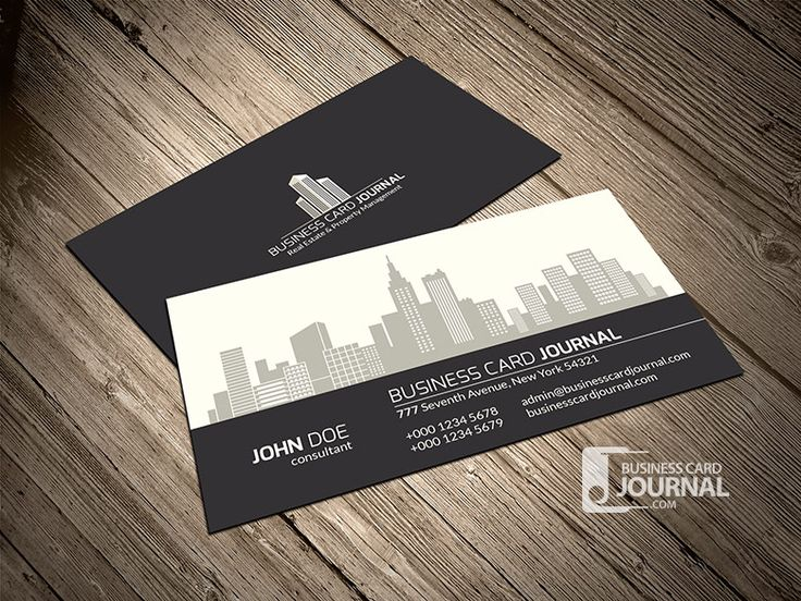 Download » http://businesscardjournal.com/real-estate-property-management-business-card-template/  Real Estate & Property Management Business Card Template
