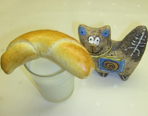 Рогалики из советской булочной