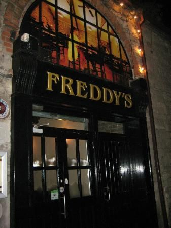 Freddy's, great Irish food in Limerick