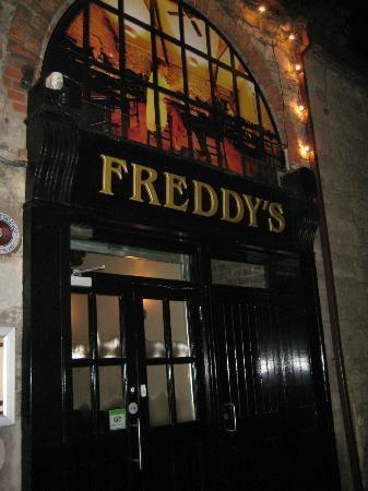 Freddy's, great Irish food in Limerick