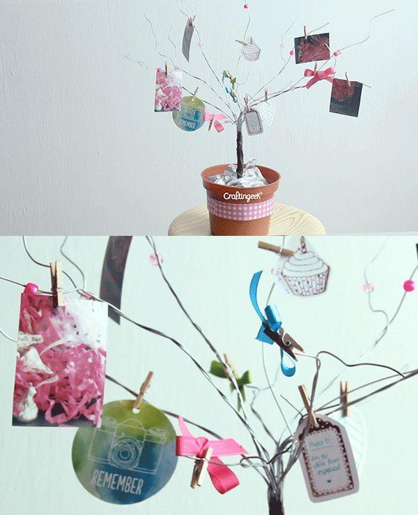 Árbol de Alambre - Decoración ó regalo