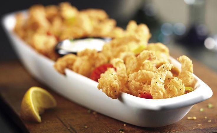 Longhorn Steakhouse Copycat Recipes: Wild West Shrimp