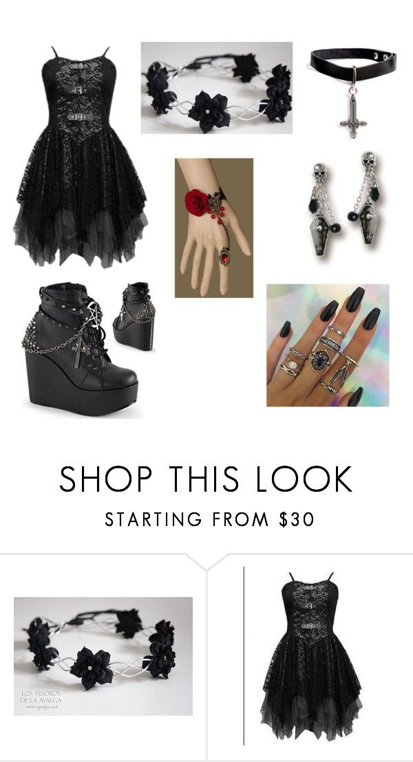 """""""Untitled #110"""" by ziadvil on Polyvore featuring Disturbia"""