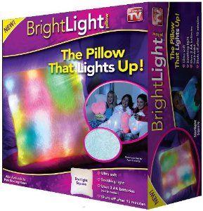 Bright Light Pillow As Seen On TV - Starlight Square  Order at http://amzn.com/dp/B009IT1EZO/?tag=trendjogja-20