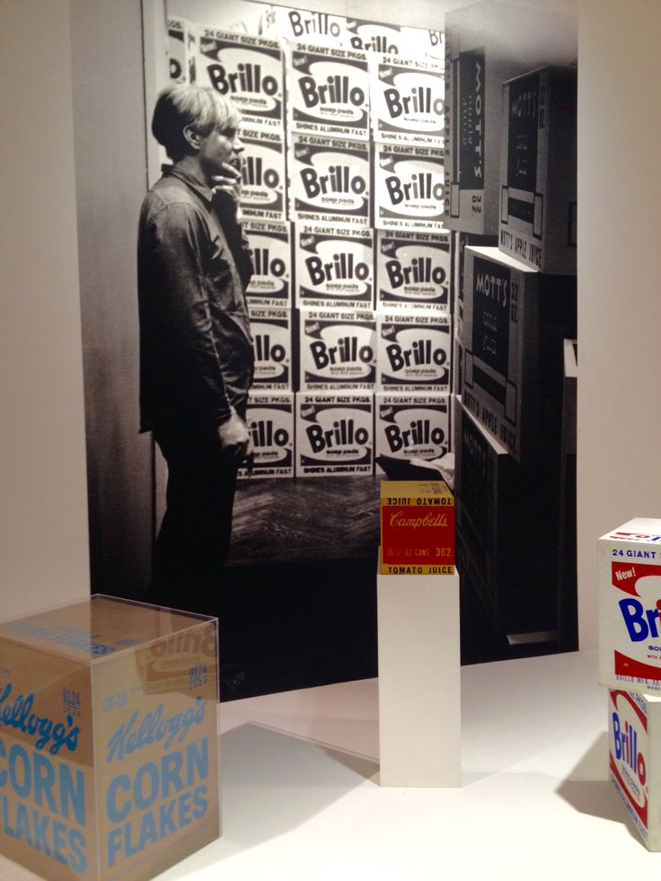 Warhol Unlimited @MAM Paris