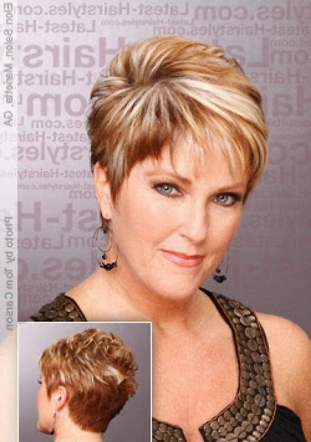 Image Result For Short Hairstyles For Women Over 60 Back Views Medium Short Hair Model Older Women Hairstyles Short Hair With Layers