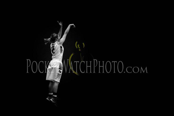 Girls High School Basketball Sports Photography | More At www.PocketWatchPhoto.com | Zumbrota-Mazeppa Cougars