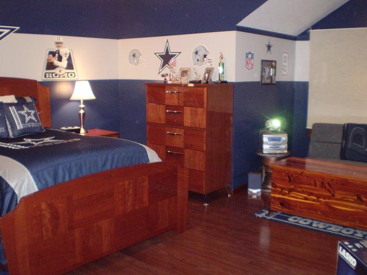 A Room For A Dallas Cowboys Fan~~