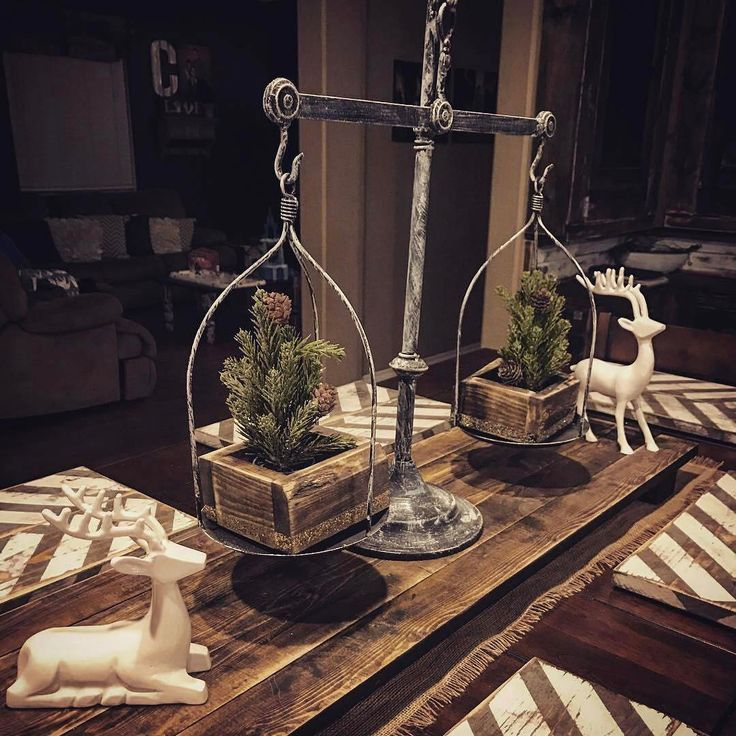 Don't you just love how our Balance Scale is decorating here? Gorgeous! Thanks for including AFH in your #homedecor: