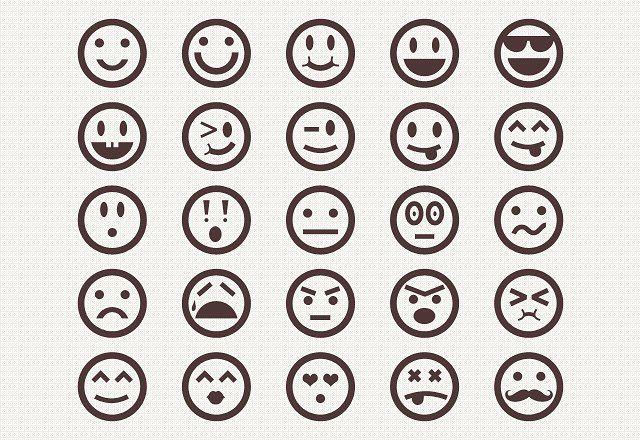 Malbilder Emojis Smileys Und Gesichter Ausdrucken 7