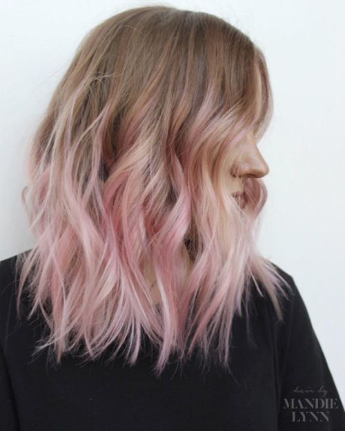 60 New Hair Color Trends for 2018