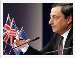 Ieri la #FED ha confermato un'ulteriore riduzione del #QE che ratifica la sua conclusione ad ottobre 2014 e lascia aperta la porta per l'eventuale primo ritocco dei tassi all'insù nel primo trimestre 2015. Nello stesso tempo dovrebbe cominciare oggi il QE mascherato da #TLLTRO della #BCE: riuscirà a sortire gli stessi effetti che ha avuto il QE americano? E' questo il grande interrogativo che ancora può sostenere i mercati.
