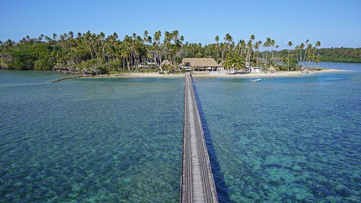 Magische Privatinseln Wavi Island, die schönste #Privatinsel auf den #Fidschi. #Luxusinsel #Strand #blau #Meer http://bit.ly/291BLxM