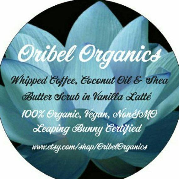 how to make organic coffee body scrub
