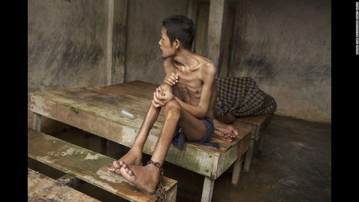 Indonesian mentally ill kept shackled in filthy cells - CNN.com