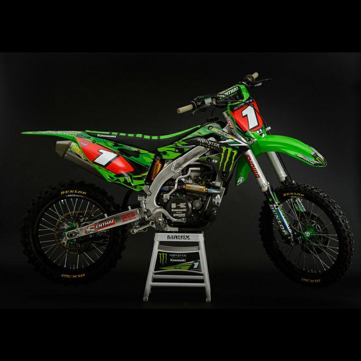 175 best Motocross retrô & now bikes images on Pinterest ...