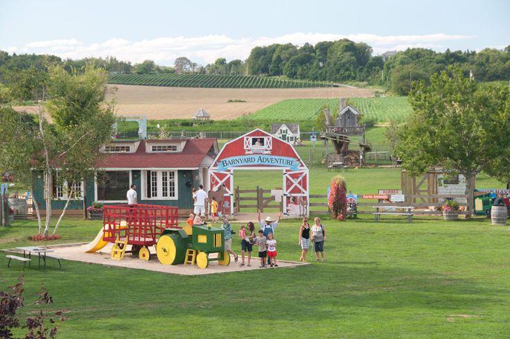 Barnyard - Harbes Farm