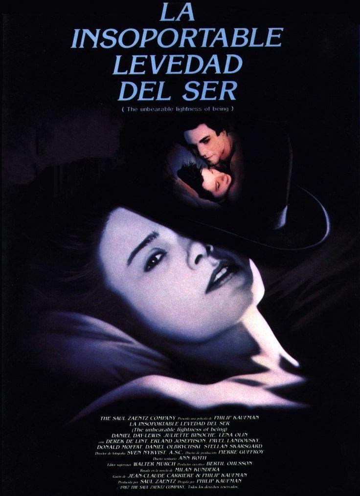 1988 - La insoportable levedad del ser - The Unbearable Lightness of Being - tt0096332