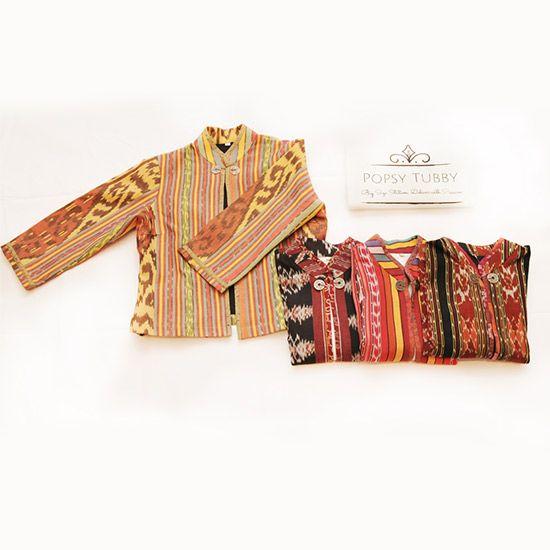 Cardigan | Terbuat dari bahan tenun / ukuran S – XXL / tersedia dalam warna hitam, dongker, kuning, pink