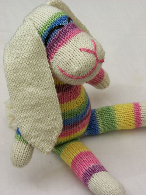 171 best images about Knitting toys knuffels free pattern on Pinterest Free...