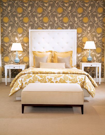 The Duralee Fine Furniture Hudson Bed Takes Center Stage In This Master  Bedroom. Duralee Suite