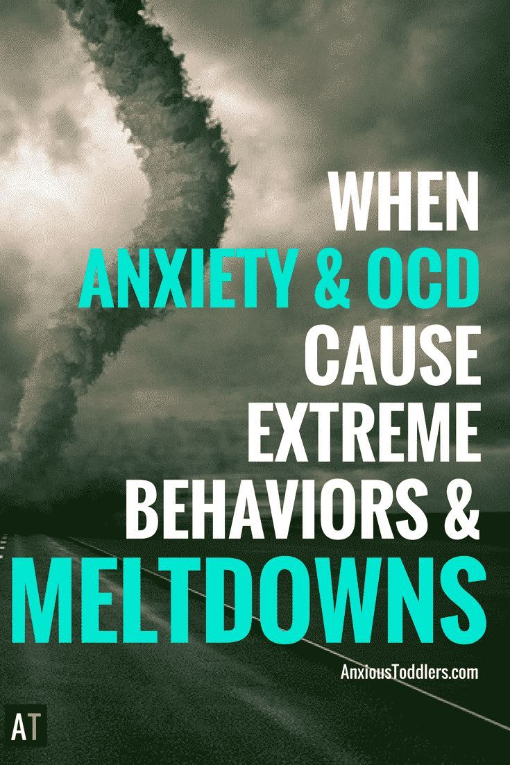 Some behavior and meltdowns aren't normal. They are a 7.5 on the Richter scale. Anxiety can cause the perfect storm. Let me teach you how to ride it out.