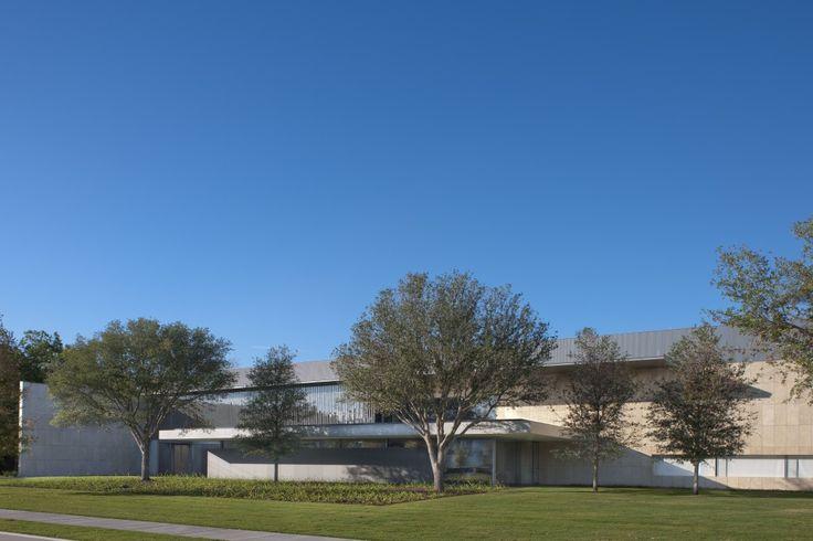 Asia Society Texas Center. 2011. Houston, Texas. Yoshio Taniguchi