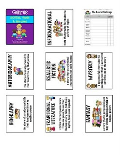 classroom library labels: Grade Books, Grade Reading, Clutter Fre Classroom, Classroom Libraries Labels, Genre Activities, Free Books, Teaching Genre, Classroom Organizations, Clutterfr Classroom