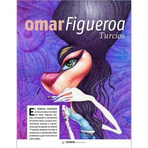 Mira la entrevista a Omar figueria Turcios ilustrador de corozal/Sucre/ colombia