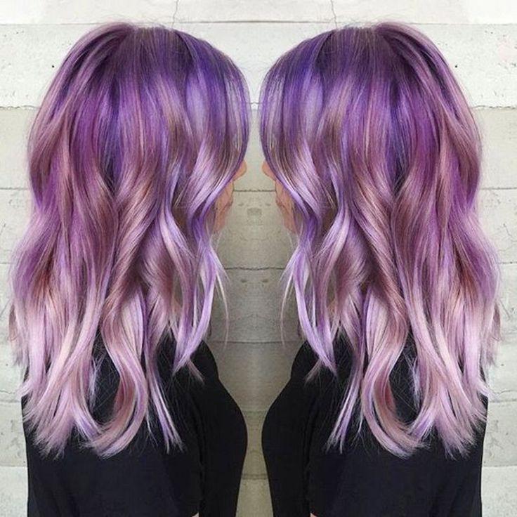 цвет волос аметист фото якубович после