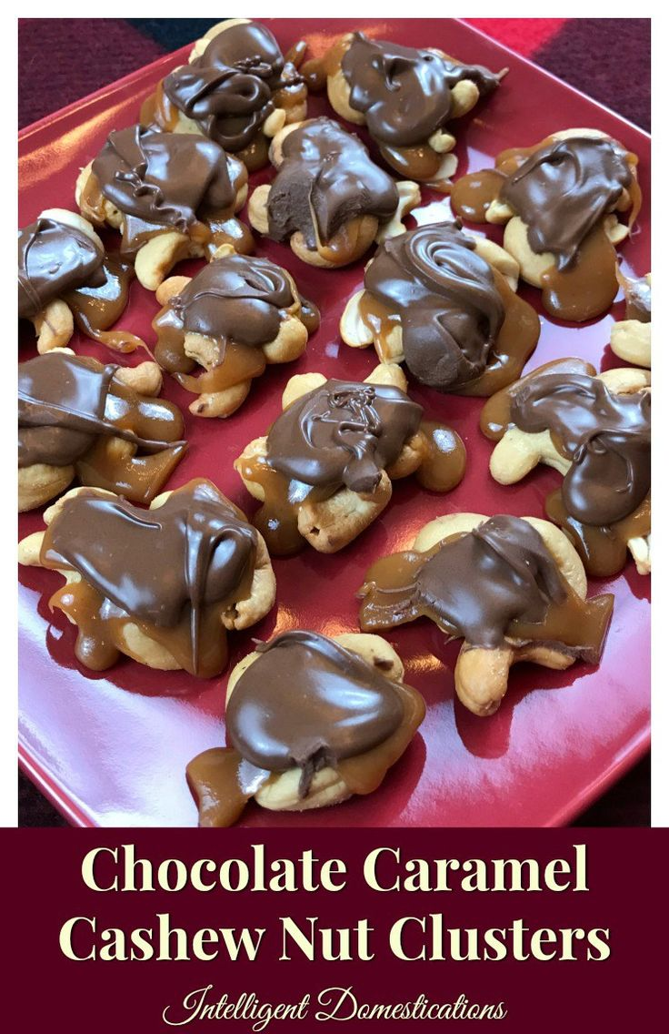 Easy Chocolate Cashew Clusters Recipe - Group Recipes
