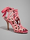 So summery! Ashlin High Heel Sandal | GUESS by Marciano: High Heels Sandals, Stacking Heels, Heels Height