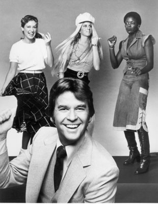 July 9, 1956: Dick Clark's First Appearance as Host of American Bandstand. Loved this show in the 70's!