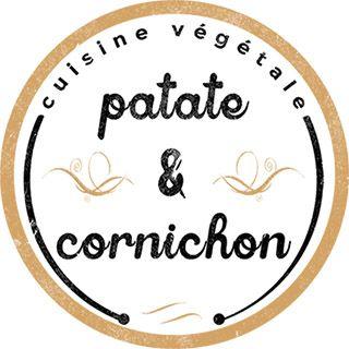 Sablés bretons et mousse au chocolat vegan — Patate & Cornichon