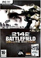 Battlefield 2142 (Deluxe Edition)  (PC, 2008)