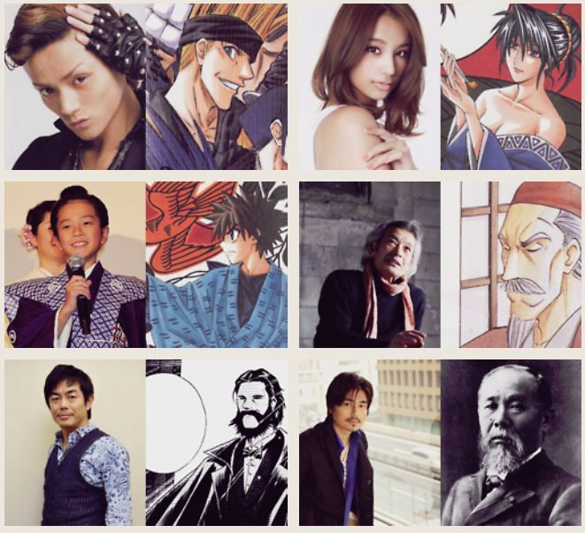 17 Best Images About Himura Kenshin On Pinterest
