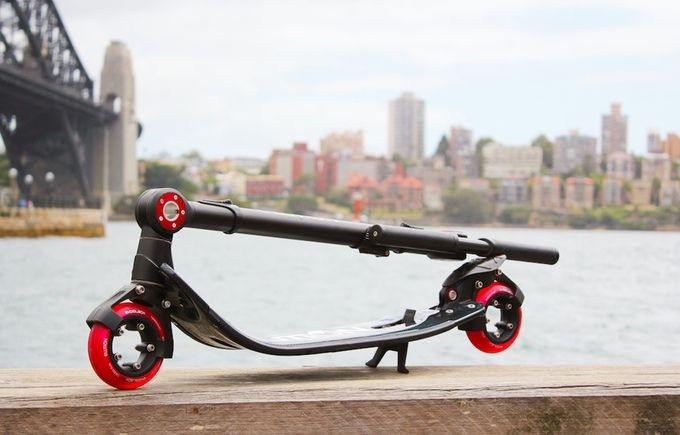 E'LUTION SCOOTERS - 'Revolutionising Urban Mobility' by Kevin Whitley + KWA Design — Kickstarter