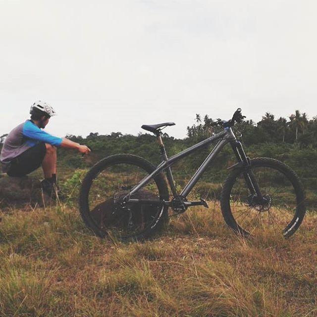 Take a break  #outlet #vscocam #mountainbiking #mtb