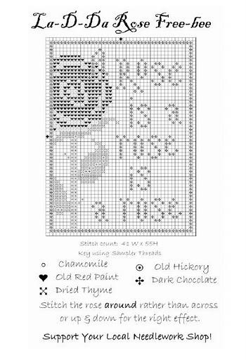 La D Da Rose Free-bee#Repin By:Pinterest++ for iPad#